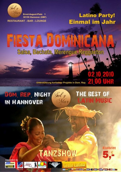 Fiesta Dominicana Hannover