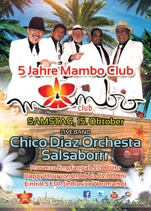 5 Jahre Mambo Club in Hannover