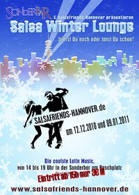 Salsa Winter Lounge Hannover