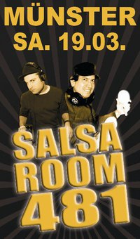 Salsa Room 481 in Münster
