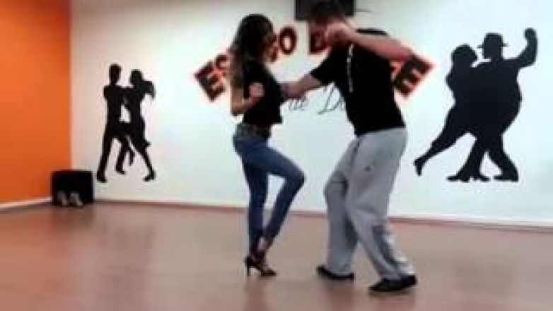 Espaço Dance - Zouk to RnB-Music  Bild: ©youtube