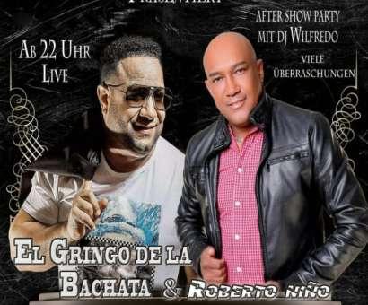 El Gringo De La Bachata & Roberto Niño (quelle: puertorico-club.de)